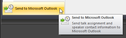 Send to Microsoft Outlook